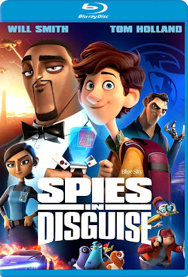 Spies in Disguise [2019] [BD25] [Latino]