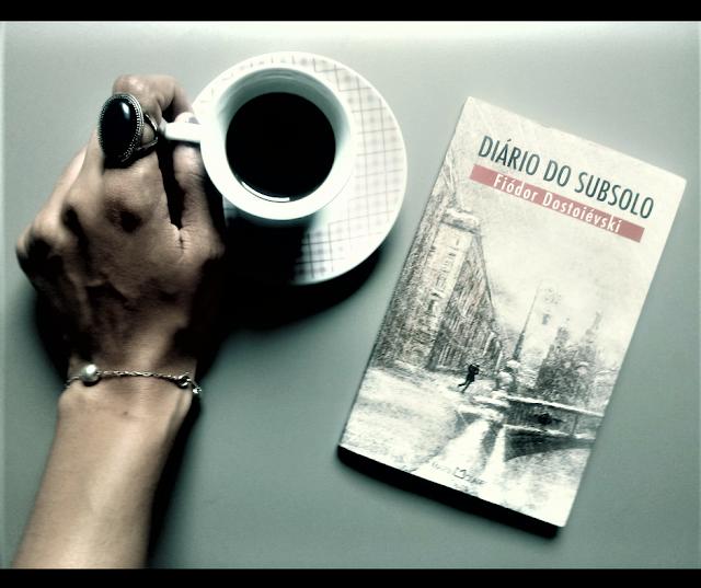 Diário do Subsolo - livro Dostoiévski