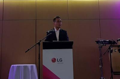 Strategi pemasaran LG