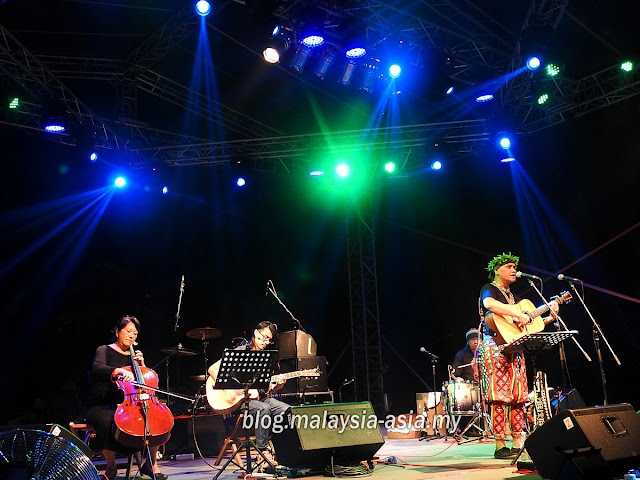 Sangpuy at Rainforest World Music Festival