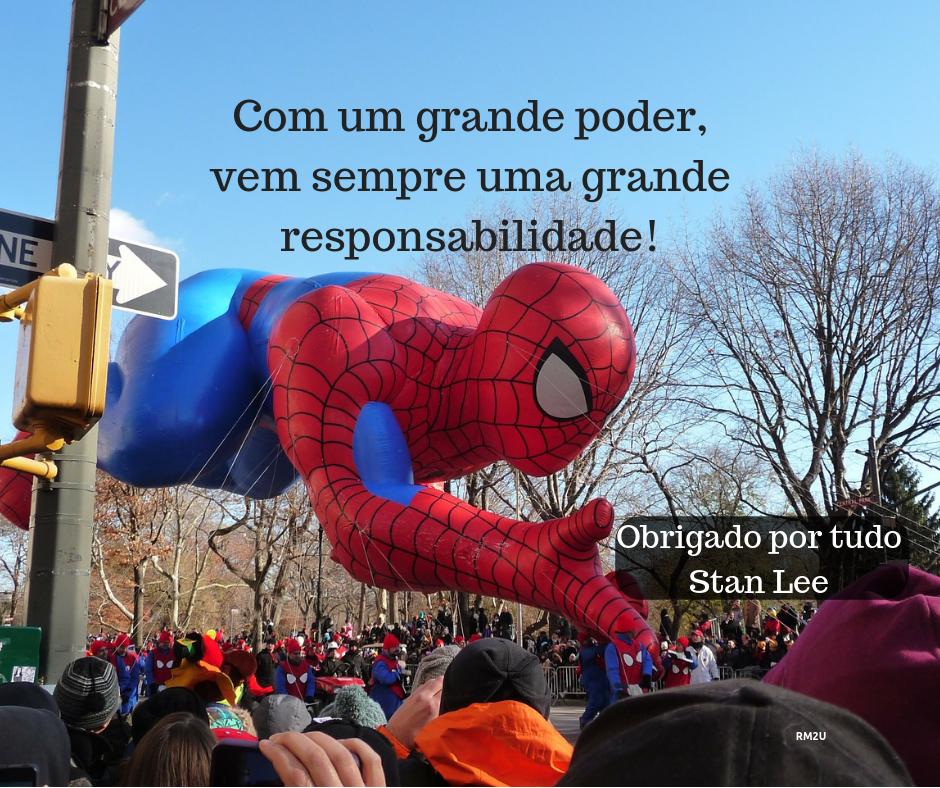 Stan Lee, Com um grande poder...