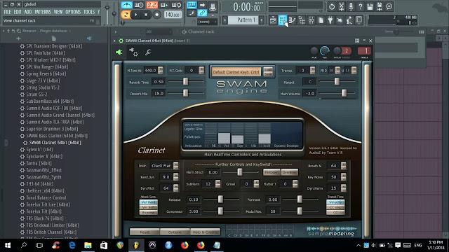 تحميل اصوات SWAM ENGINE
