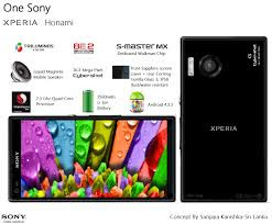 Sony Xperia Honami User Manual Pdf