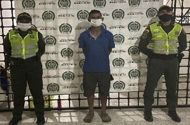 hoyennoticia.com, En Chiriguana recapturan venezolano fugado de la cárcel