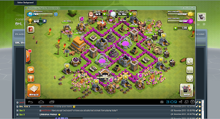 Cara Main Coc Di Pc