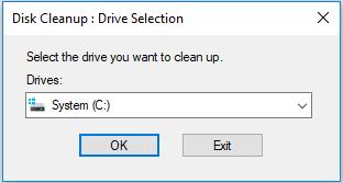 c drive