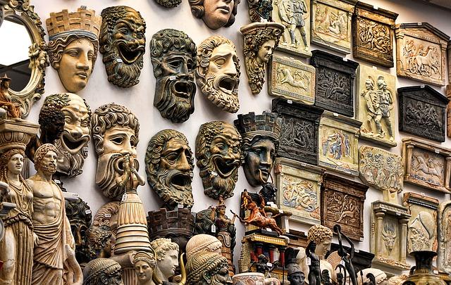 deuses greco-romanos