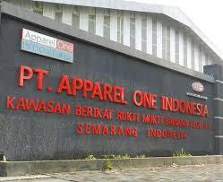 Lowongan Kerja PT Apparel One Indonesia