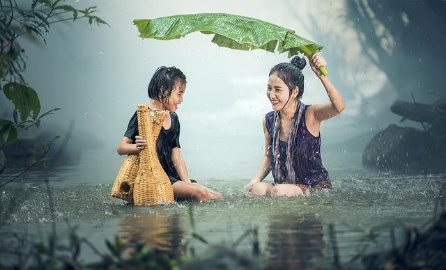 Healthy Tips for Rainy Season