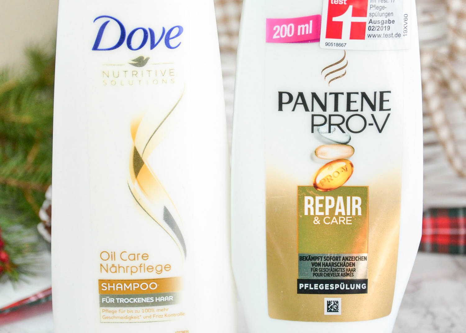 Empties #25 and Haircare Favourites