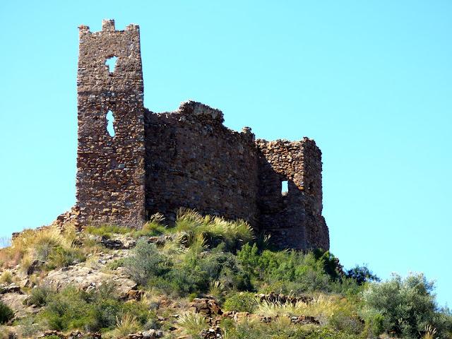 Castillo de Azuébar