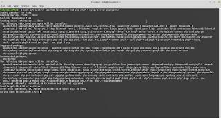 Cara Install LAMPP Di Linux Mint 20 Ulyana