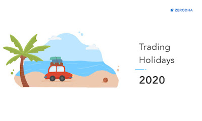 indian stock market holidays 2020