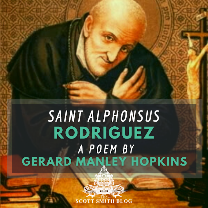 Saint Alphonsus Rodriguez - Poem by Gerard Manley Hopkins