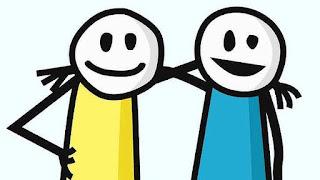 Teman Baik dan Teman Yang Buruk