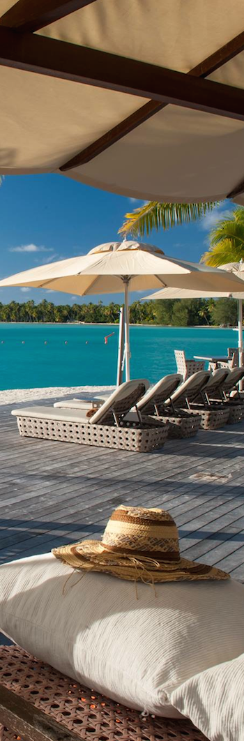 St. Regis Bora Bora Private Deck