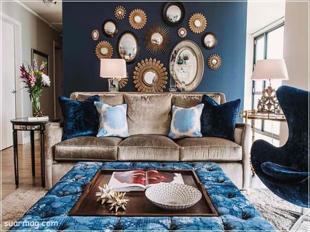 ديكورات شقق - ديكورات حوائط 4 | Apartments Decors - Wall Decorations 4
