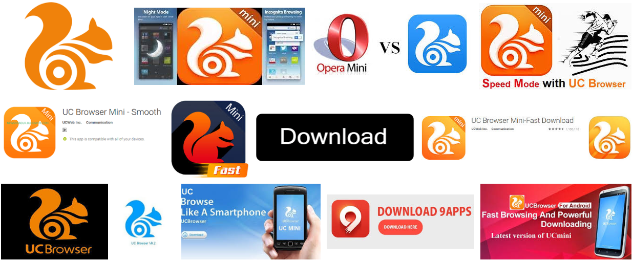 UC Browser Mini: It's Time to Download UC Mini App on Your Phone