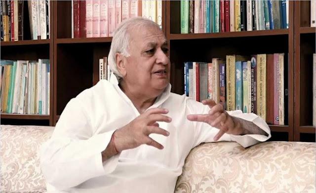 गवर्नर बनकर आरिफ मोहम्मद खान बोले- राम के बिना भारत की कल्पना नहीं - newsonfloor.com
