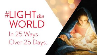 #LIGHTtheWORLD Christmas Initiative