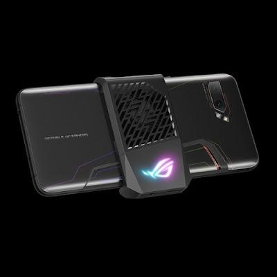 Asus ROG Phone II, Smartphone Gaming Spek Tinggi