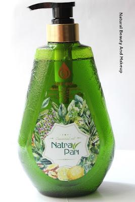 Natrapari Body Wash Lavender & Verbena