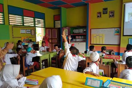 Soal Latihan Pengukuran Mengenal Satuan Panjang Pada Kegiatan Open Class