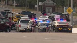 The gunman who fired at Pensacola naval air station was killed.