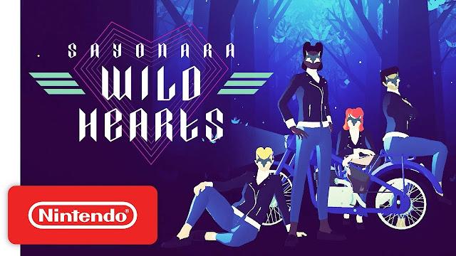 Sayonara Wild Hearts chegará ao Switch em 19 de setembro, confira um novo trailer