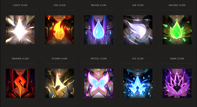 Master Elementalist Edition  3950 RP Surrender at 20  Elementalist Lux Now Available. Base Lighting And Fire Limited. Home Design Ideas