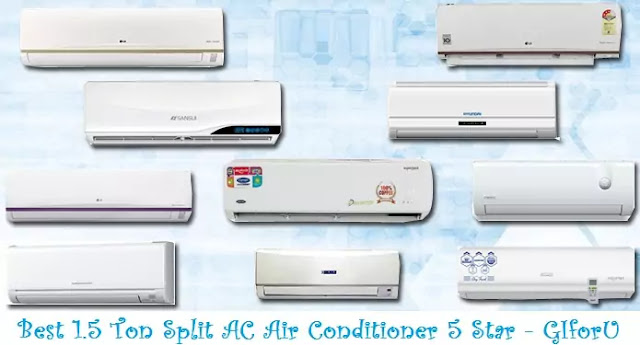 Top-15-ac-air-conditioners-Best Hitachi1.5 Ton Split AC Air Conditioner-GIforU