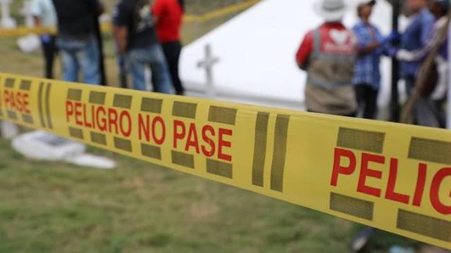 Nueva masacre en el Cauca, Colombia deja al menos tres muertos