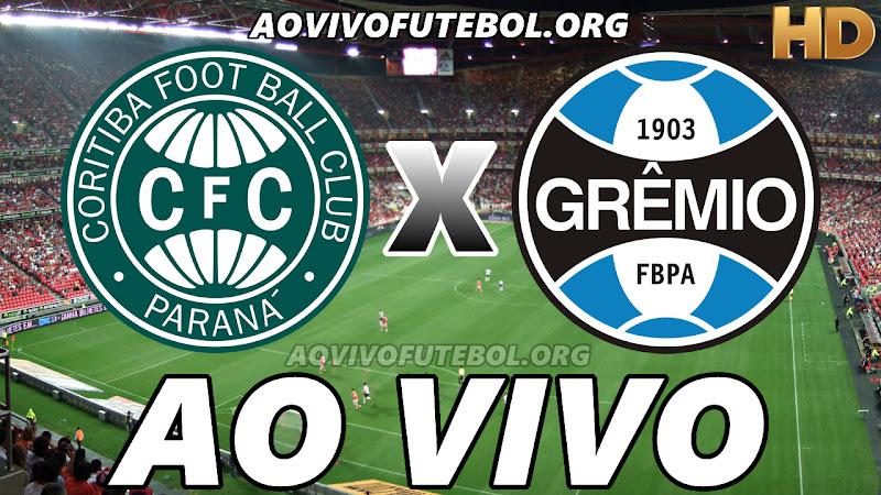 Coritiba x Grêmio Ao Vivo Online HD