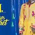 Junaid Jamshed Lets Pret Floral Embroidered Kurti Collection 2017 for Winter