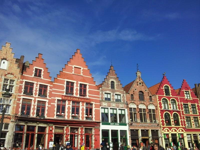 Bruges, Belgium #travelthursday