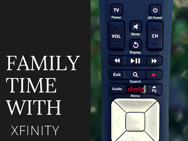 Family Time with XFINITY & a Skittles Milkshake - #xfinityBTS