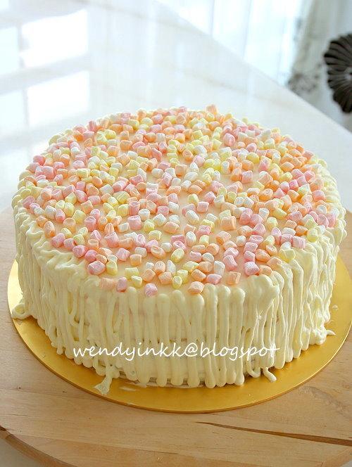 Luxury Birthday Cake Recipe