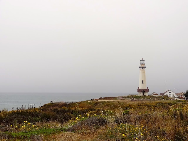 Pigeon Point Lighthouse Highway 1