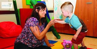 مهام المختص الأرطفوني أو أخصائي أمراض الكلام واللغة