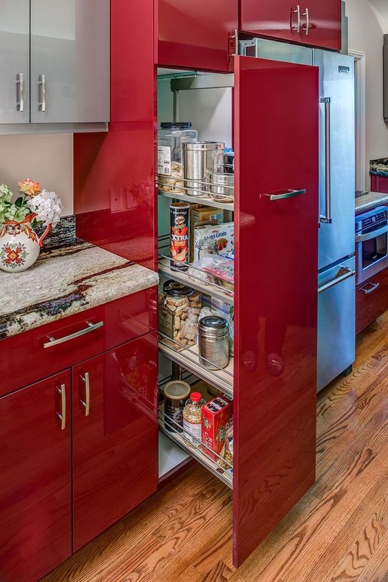 Colorful Kitchens To Copy Today