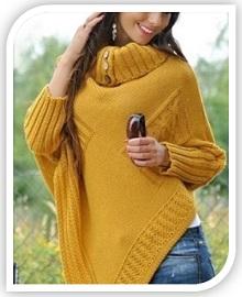 modnoe prostoe poncho (11)