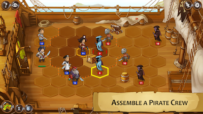 Braveland Pirate V1.0.1 MOD APK Unlimited Money