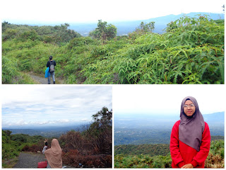 View Kehijauan Bukit Kaba