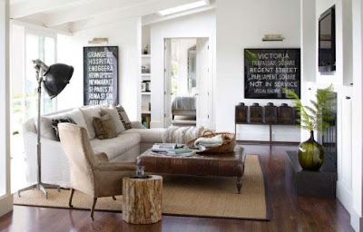 How To Decoration Home Rustic Modern Simple