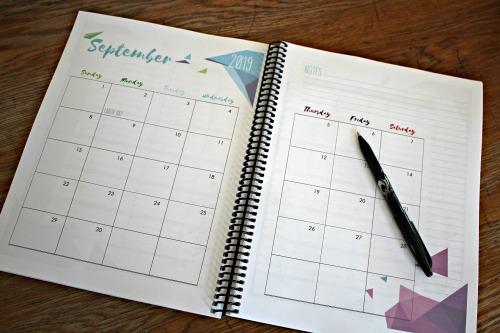 The Brave Homeschool Planner: A Planner For a Homeschool Mom By a Homeschool Mom #Homeschool #Homeschooling #homeschoolplanning