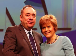 Salmond vs. Sturgeon the feud convulsing the SNP