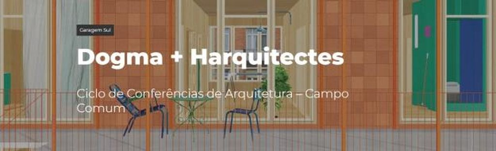 O segundo evento do ciclo Campo Comum em 2020 centra-se sobre o espaço doméstico, os novos modelos de habitação coletiva e o potencial de uma arquitetura sem estatuto.