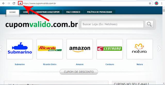 www.cupomvalido.com.br