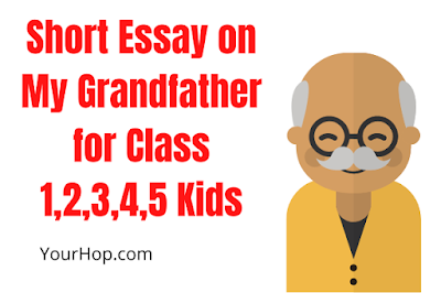 Essay on My Grandfather