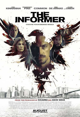 Poster The Informer 2019 Dual Audio HD 720p